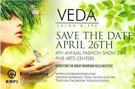 2014 VEDA Salon & Spa Fashion Show & Greenie Awards (4/26)