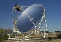 Stirling Solar Dish
