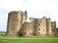 Alnwick castle-United Kingdom