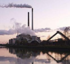 Emisison from Coal based power plant