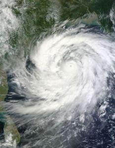 Cyclone Phailin -11 October 2013
