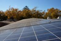 Rooftop solar project comissioned by RE-volv