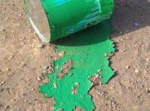 Green Paint Bucket