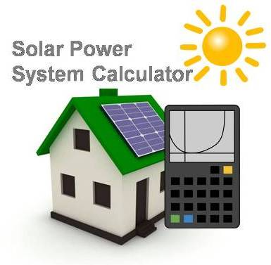 Solar Power System Cost Calculator For India Green Clean
