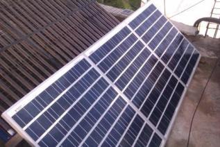 Decentralized solar PV system