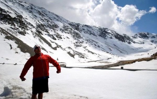 Mt Quandary in Colorado