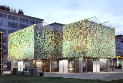 People's Pavilion - 100% Borrowed