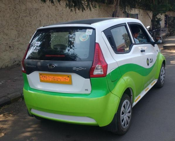 Ola electric cab