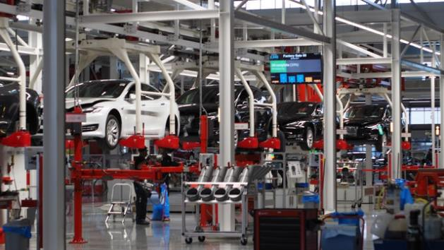 Electric Car Factory