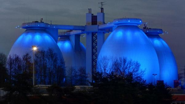 Bio-methane Plant