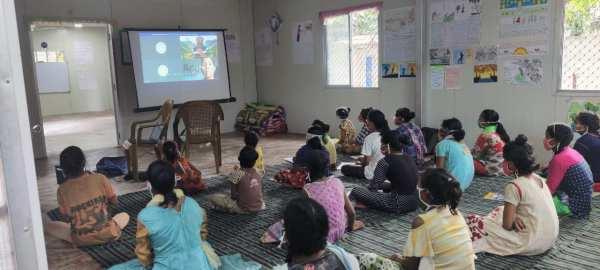 Green School project, Tata Steel Foundation