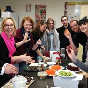 Workshop Nutrition en Entreprise avec Green Coach Nutrition