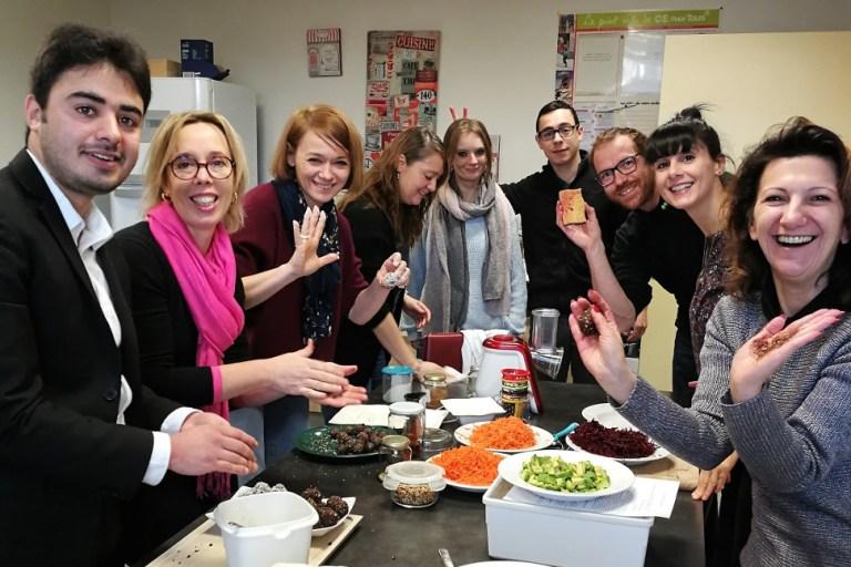 Workshop Nutrition en Entreprise Green Coach Nutrition - Studio Fifty Fifty