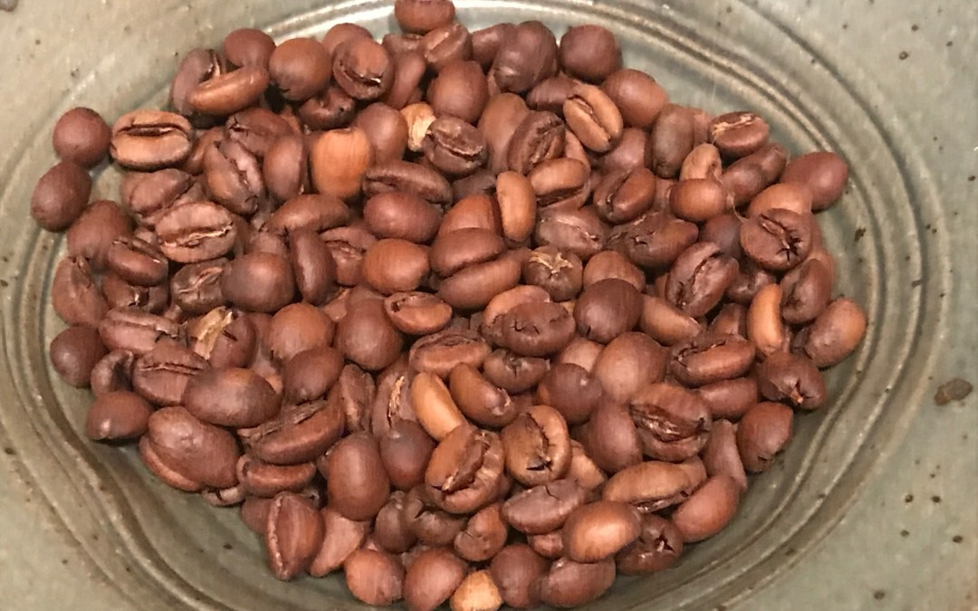 JUST IN! Ethiopian Coffee Limu Natural Process Organic
