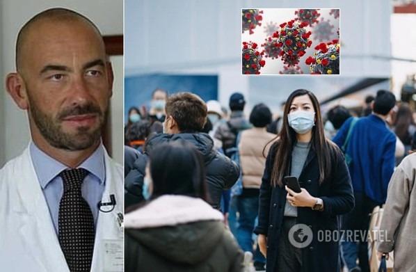 Коронавирус ослабевает и вскоре может исчезнуть, – врач из Италии