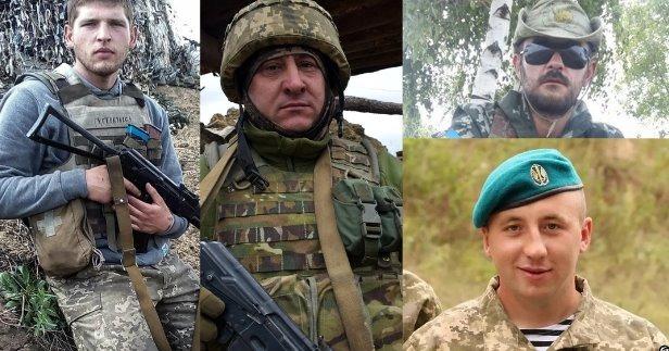 Клялись воевать до победы и отдали жизнь: истории защитников Украины, погибших в июне на Донбассе