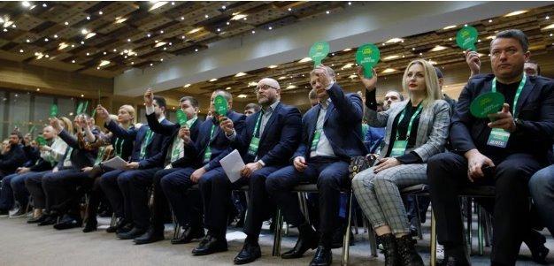 """Нардепы, КВНщики, губернаторы: озвучен список кандидатов от """"Слуги народа"""" в мэры городов"""