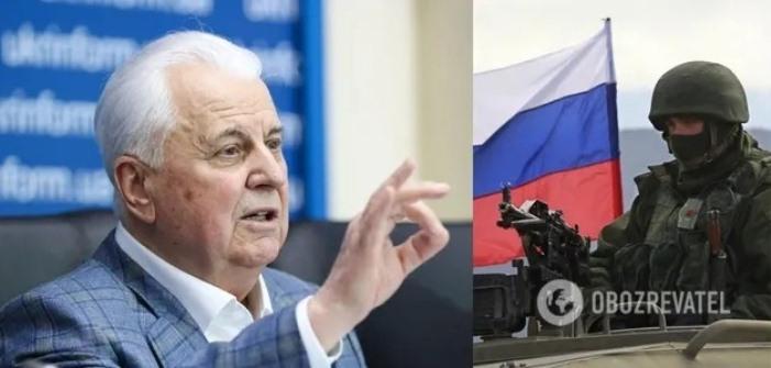 Кравчук сказал, как заставить Россию убраться из Украины