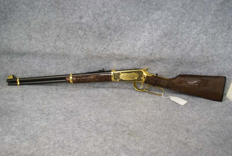 Winchester Model 94 CM Russell Tribute Lever Action Rifle