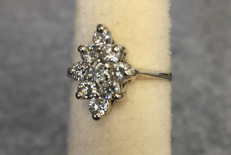 Lady's ring - Inv # 27157-4