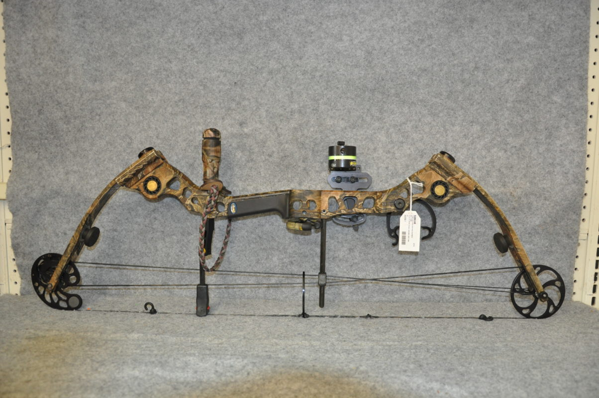 Mathews Model Q2 Compound Bow