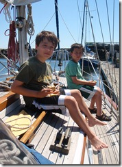 July Sailing Weekend 002