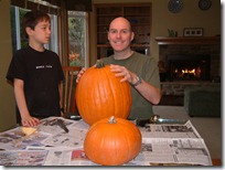 Halloween preparation 001
