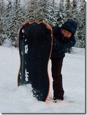 Snow Fun and Dutch Oven Cooking 003