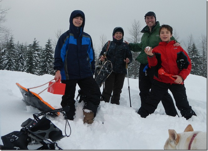 Snow Fun and Dutch Oven Cooking 018