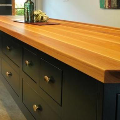 Wood Plank Countertops
