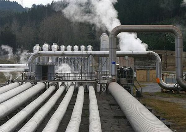 10MW geothermal power plant