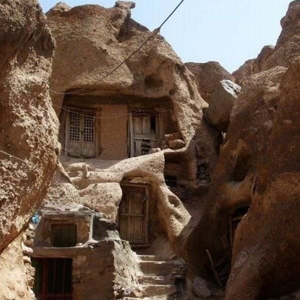 700-Year-Old Carved Rocks of Iran