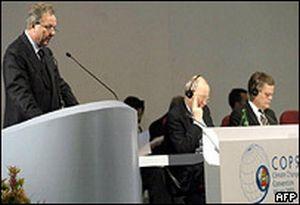 a conference on kyoto protocol