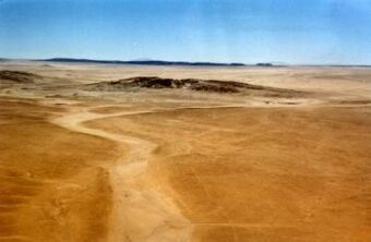 africas drying river