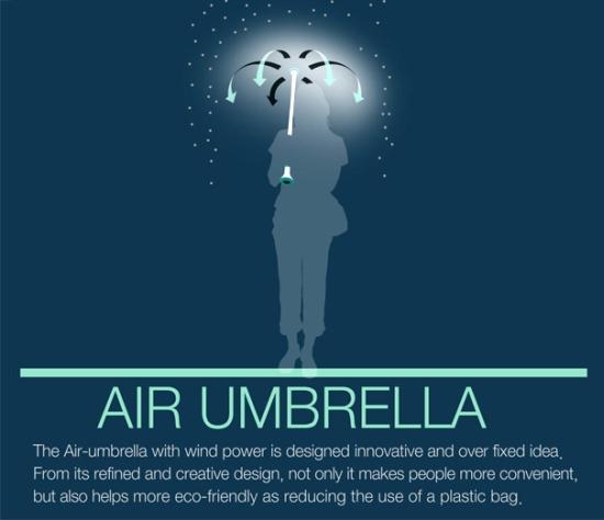 air umbrella1