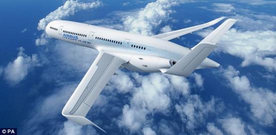 airbus concept plane 2