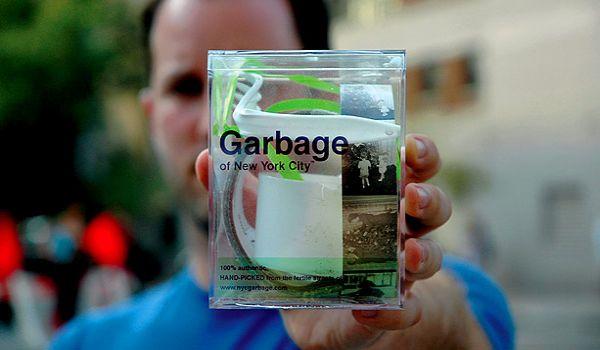NYC Garbage Cubes