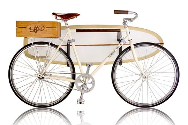 Almond X Linus Summer Edition bike