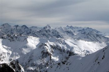 alps mountain ranges