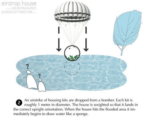 andrew maynard air drop house 4