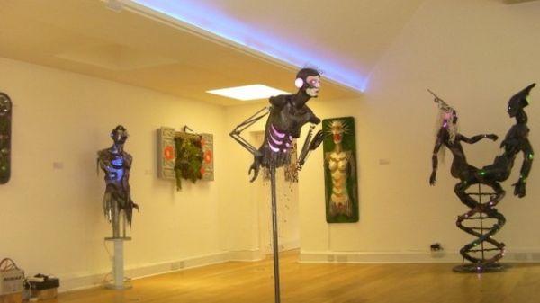 art and cyborgs