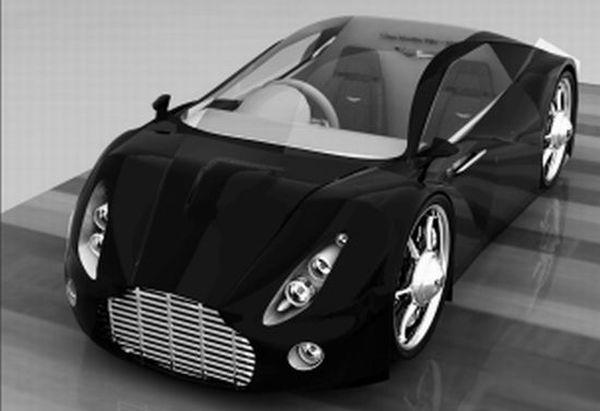 Aston Martin DBGT 2025
