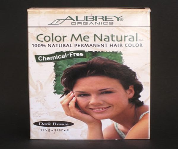 Aubrey Organic, color me natural