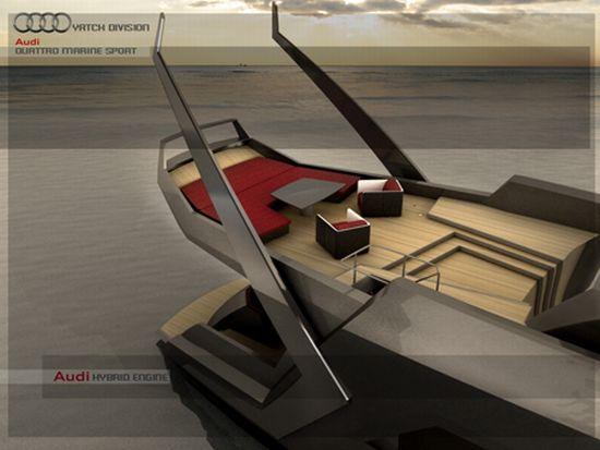 audi yacht concept3