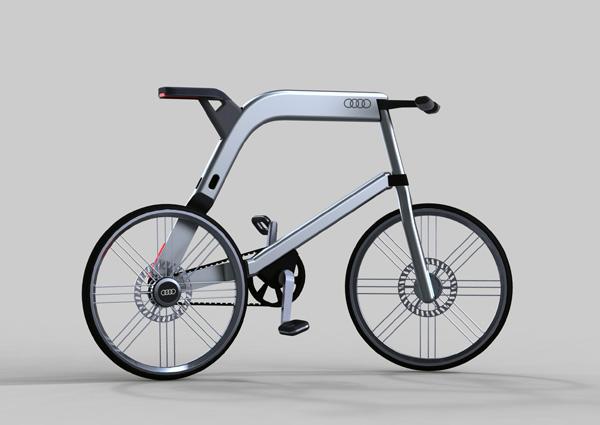 Audi Electric Bike