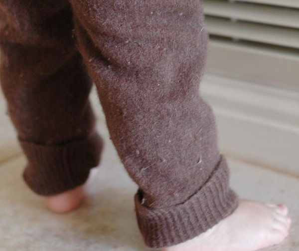Baby slacks