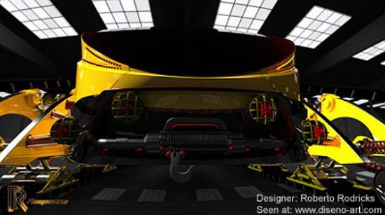 biodiesel fueled rtv concept vehicle 5