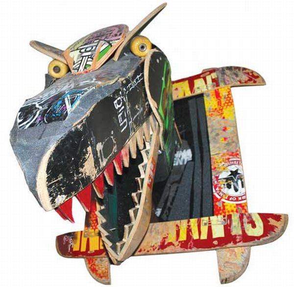 boonewilliams skateboard art 1