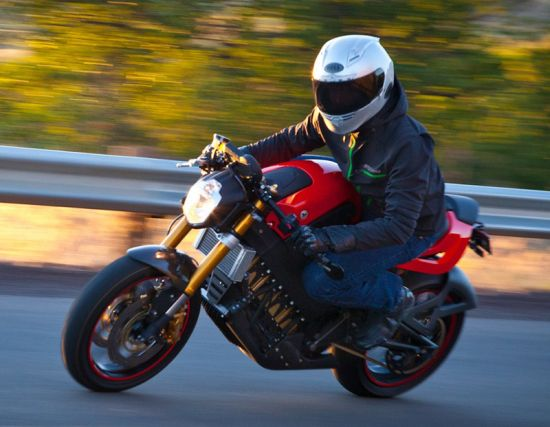 brammo empulse electric motor bike 5