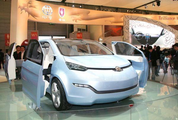 Brilliance EV Concept